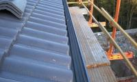 Custom Gutter Mesh New Construction 2